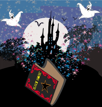 black magic: Black Magic Book