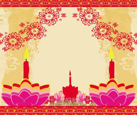 diwali celebration: abstract diwali celebration background, vector illustration