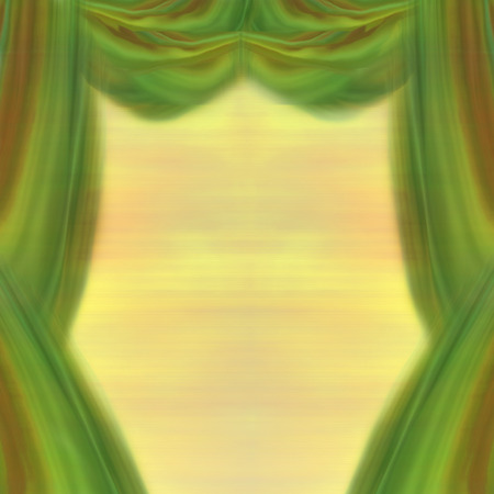 Theater Curtains , abstract  background Stock Photo - 28461366