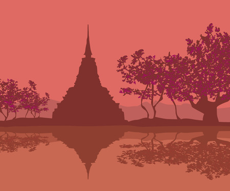 sukhothai: Sukhothai Historical Park, Sukhothai Province, Thailand