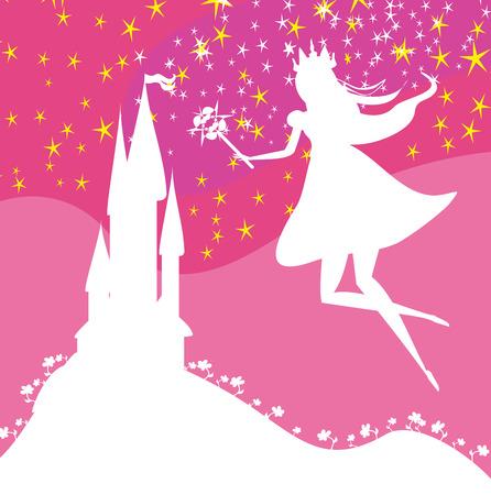 princess castle: Magic Fairy Tale Princess Castle