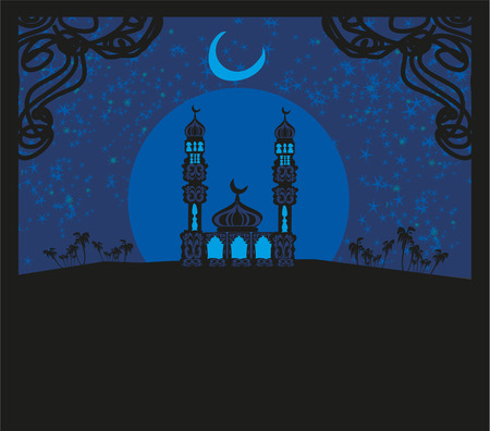 relegion: Ramadan Kareem Design Illustration
