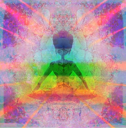 yogi aura: Meditation - Chakras