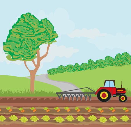 affairs: tractors and agricultural affairs.