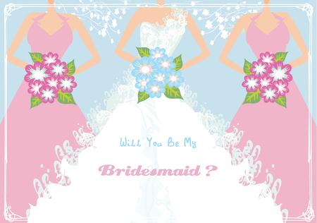 bridesmaid: Will You Be My Bridesmaid