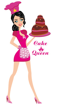 stereotypical: Cake Queen