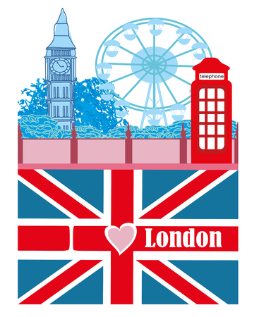 parliament: banner - i love London