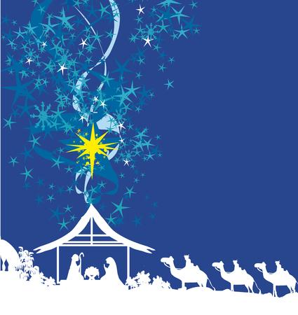 Narodziny Jezusa w Betlejem - streszczenie karty