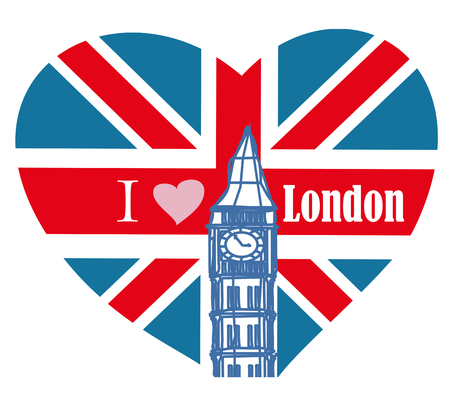 bigben: i love London - Banner
