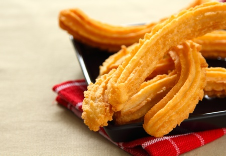 churros: Churros or Spanish Dougnut