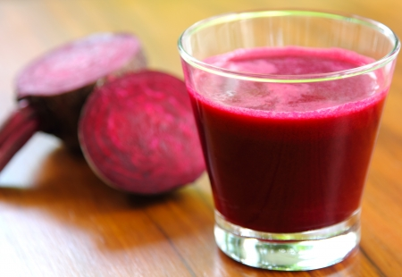Beetroot juice,Healthy juice Stock Photo - 10422379