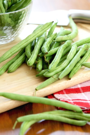 bush bean: Bush bean,Green bean