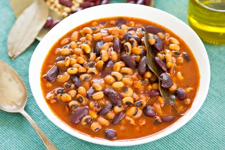 Beans soup Stock Photo - 13550938