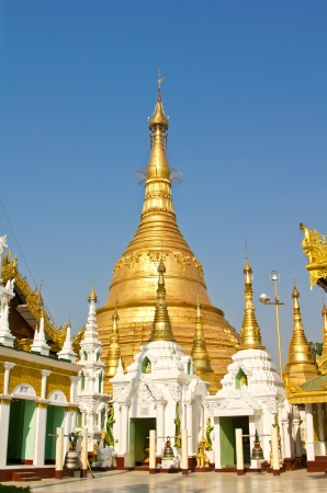 Schwedagon ,Yangon,Myanmar Stock Photo - 13700002