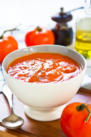 ingedient: Tomato soup