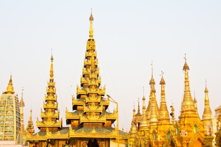 Schwedagon Paya,Yangon,Burma photo