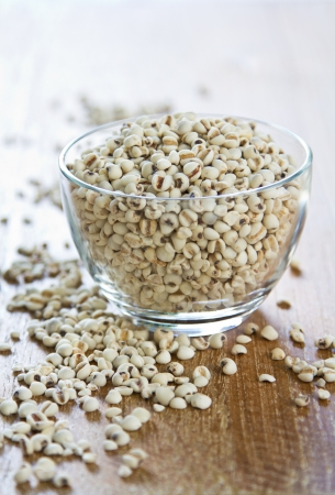 Chinese pearl barley