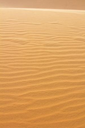 ne: Red sand dune in Mui Ne,Vietnam Stock Photo