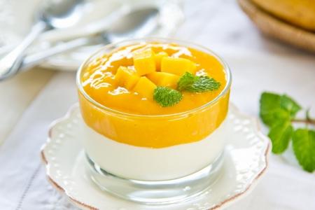 mango: Mango jogurt