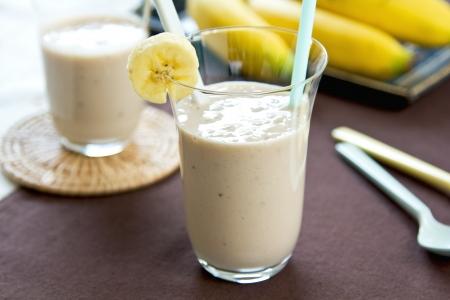 banane: Banana Smoothie