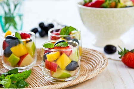 Fruits salad Stock Photo - 17998193