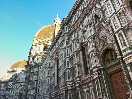 cristian: The Basilica di Santa Maria del Fiore also called Duomo in Florence, Italy
