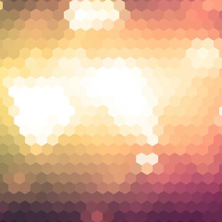 reverberation: vector lights