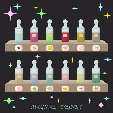 witchery: magical drinks