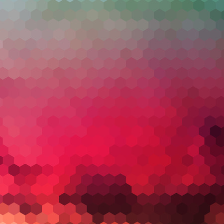 blending: Abstract vector geometric background