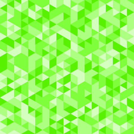 Abstract vector triangular geometric background Illustration