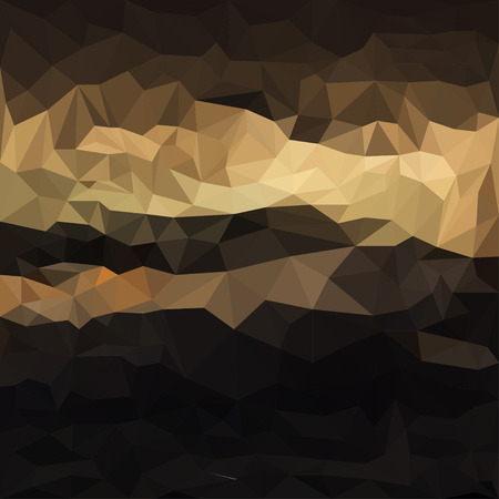 reverberation: Abstract vector triangular geometric background Illustration