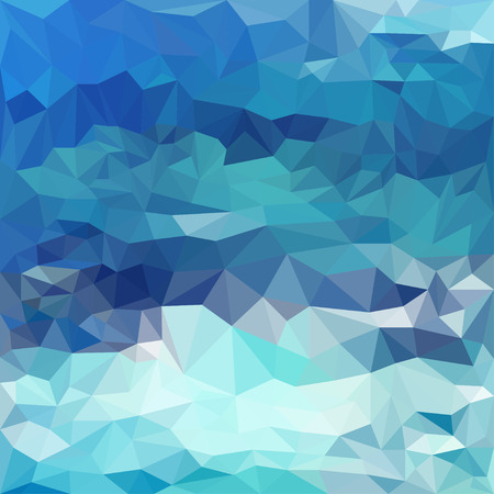 shatter: Abstract vector triangular geometric background Illustration