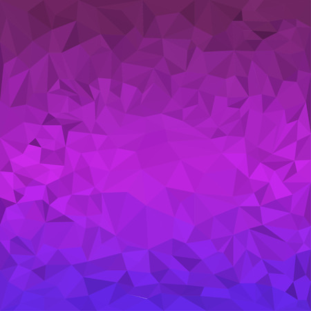 Abstract vector triangular polygonal background Illustration