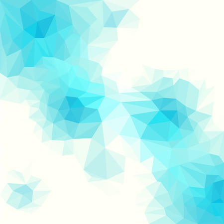 dissimilar: blended lighting abstract geometric polygonal background