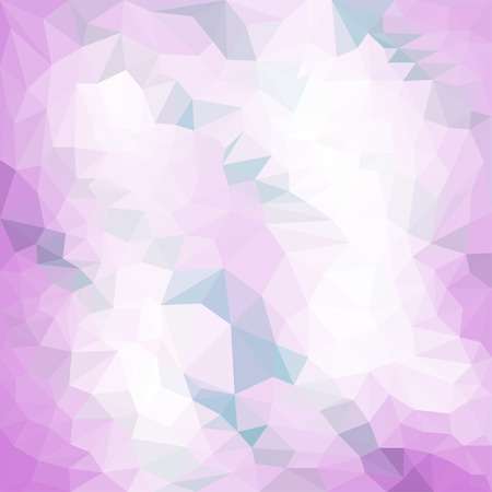 reverberation: blended lighting abstract geometric polygonal background