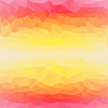 cleave: blended lighting abstract geometric polygonal background