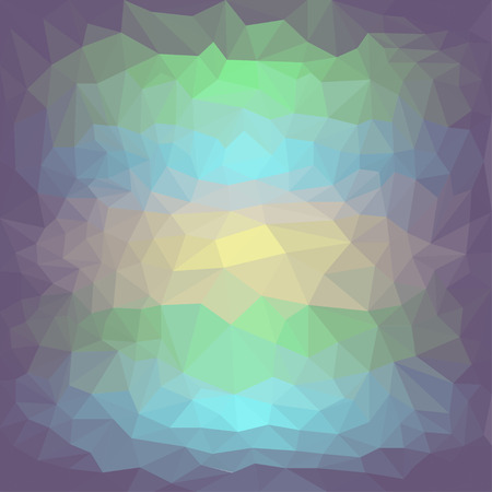 medley: blended lighting abstract geometric polygonal background