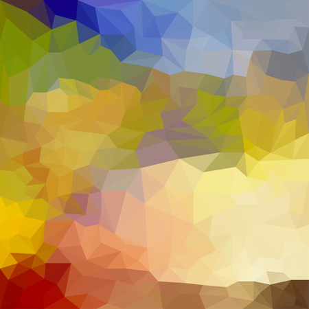 separable: abstract triangle blended polygonal geometric background for use in design