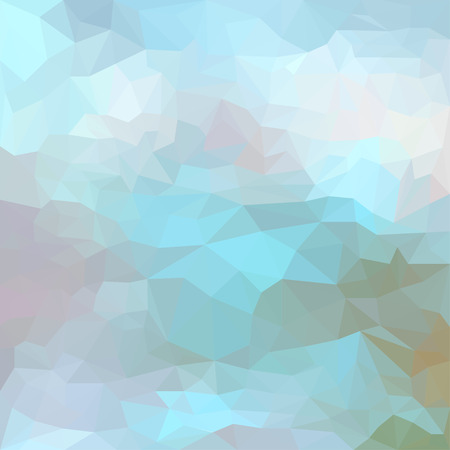 blended: Abstract blended polygonal triangular background for use in design for card, invitation, poster, banner, placard or billboard cover Illustration