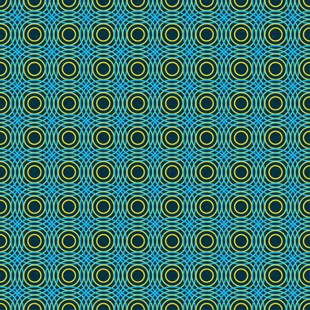 circles: abstract circles seamless pattern background