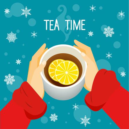 mainstream: Tea time theme.