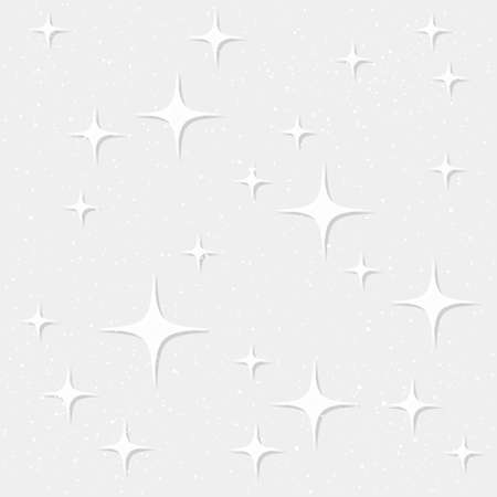 Star seamless pattern background. Abstract pattern for card, invitation, childish wallpaper, album, scrapbook, holiday wrapping paper, textile fabric, garment, t shirt, bag print etc Banque d'images