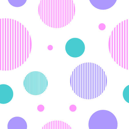 Abstract seamless pattern background. Seamless childish crafted swatch for wrapping paper, textile, bag print, invitation, poster, banner, placard, diary, album, sketch book cover etc.