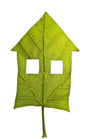 house clean: bio home Stock Photo