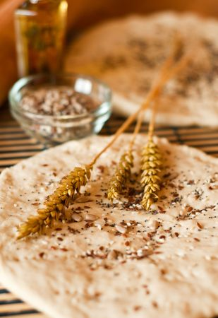 doughy: Making of lavash - turkish home made bread
