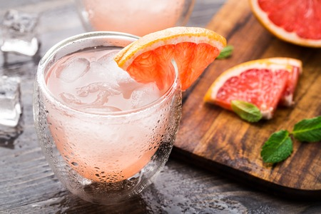 cocktail: Grapefruit cocktail