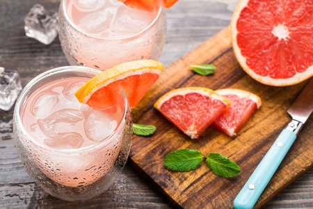 grapefruits: Grapefruit cocktail