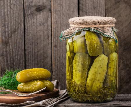 pickles: Tarro de salmueras