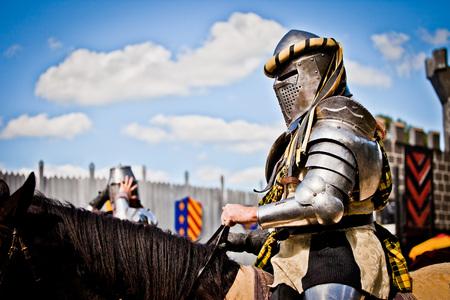 騎士大会 写真素材 - 76483371
