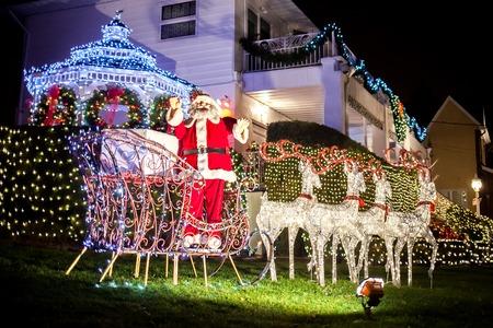 Christmas themes Standard-Bild